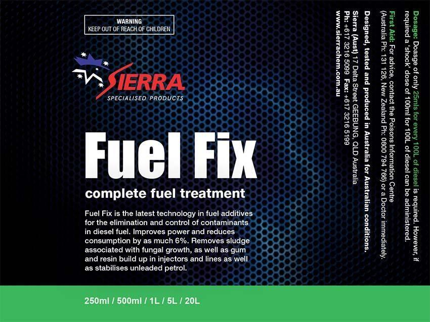 Fuel fixes for diesel bugs