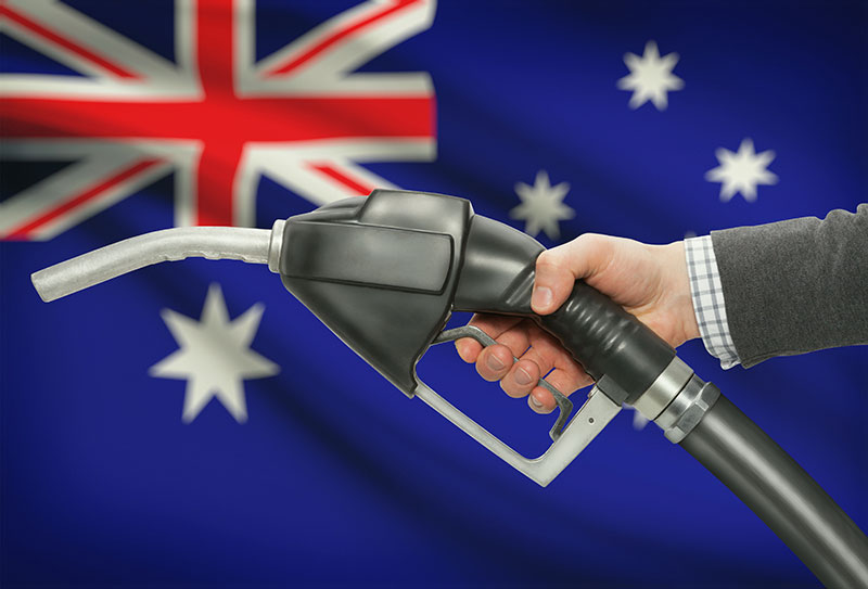 History of fuel taxation in Australia