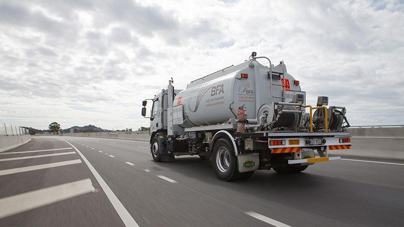 The benefits of a bulk fuel contract